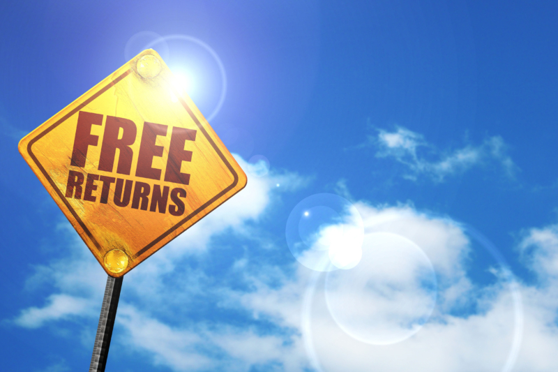 Should you offer Free Returns? Yes