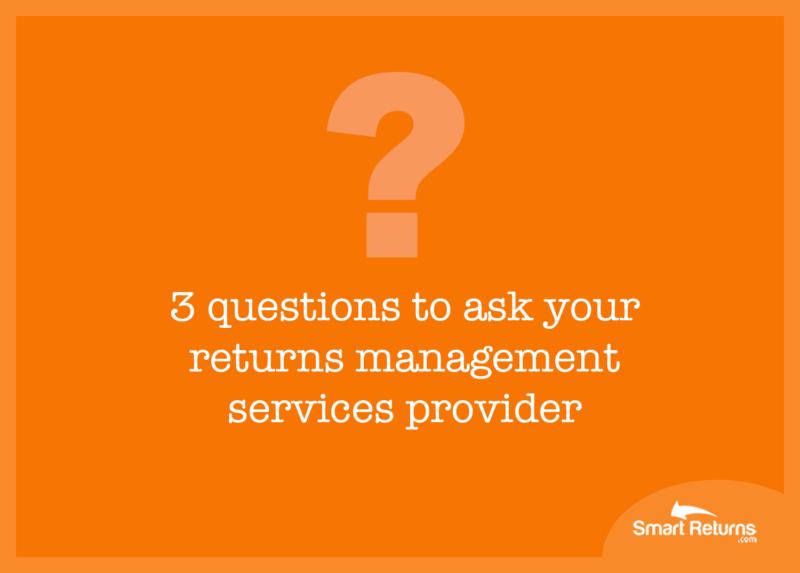Returns Management Questions