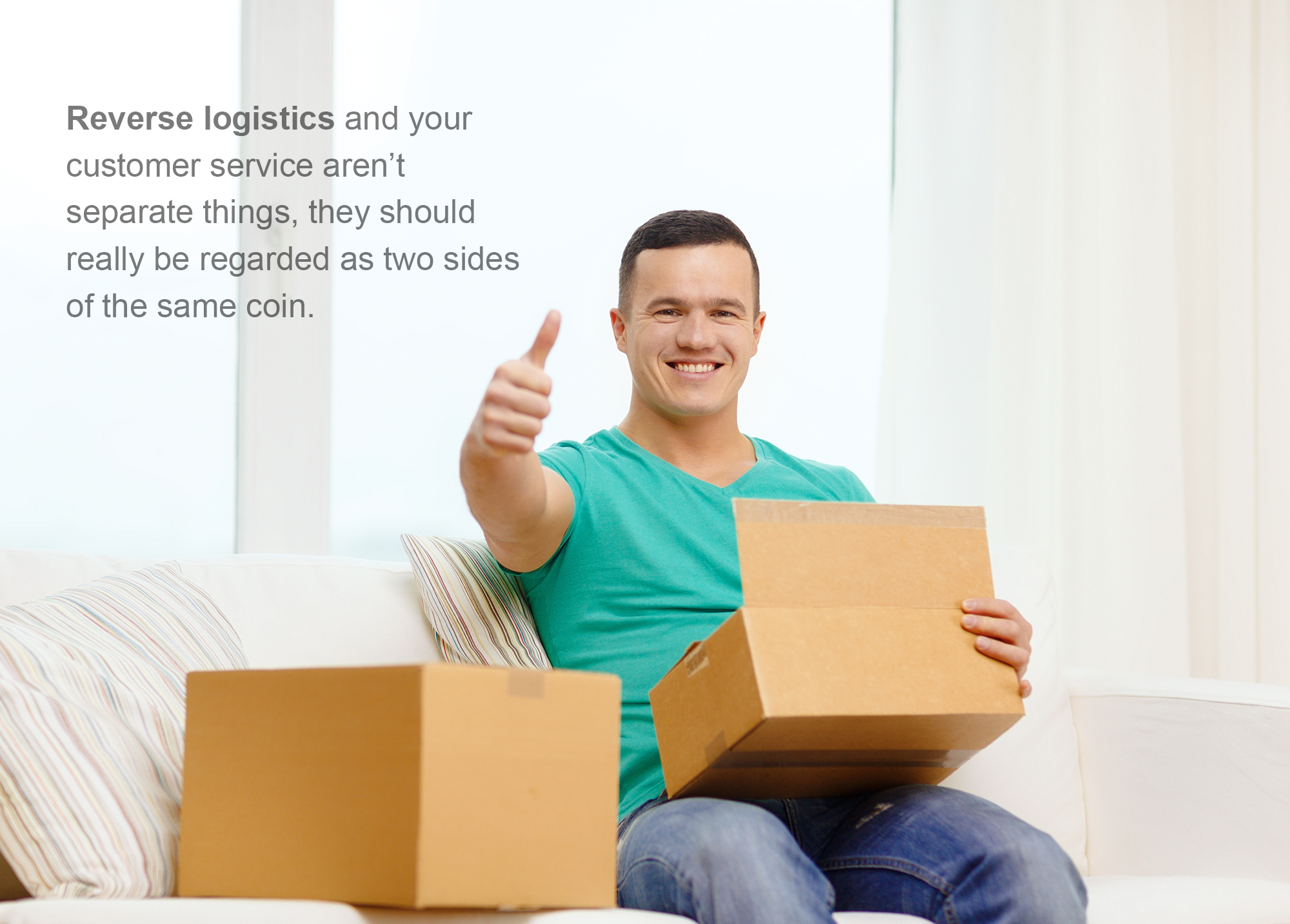 Customer Service and Reverse Logistics