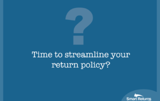 Streamline your returns policy